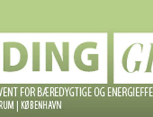 Climates deltager på Building Green 2017